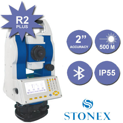 stazione totale stonex R2 plus